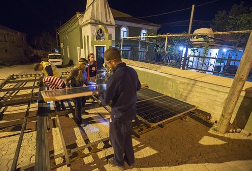 Yırca 'Solar Köy' Oluyor