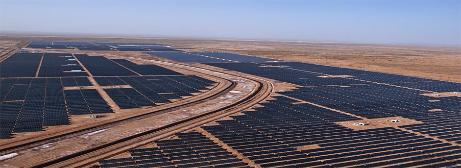Hindistan'dan Yenilenebilir Enerji Hamlesi