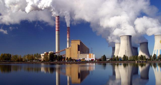 ABD'de Bir Kömür Santrali, Rüzgâr Enerjisi Üretimine Destek İçin Yenileniyor