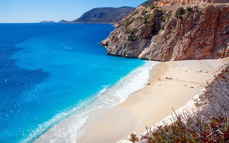 Kaputaş Plajı İçin Yeni Karar